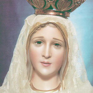 Our Lady of the Rosary, Fatima, Portugal